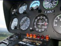 Initiation au pilotage helicoptere