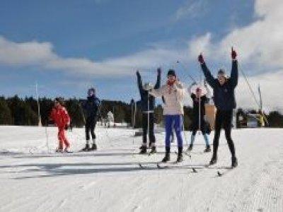ESF Font-Romeu Ski de Fond