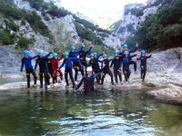 Canyon d eau chaude