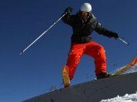 Freestyle et ski ado