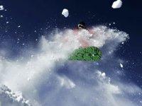 Plaisirs de la glisse en snowboard a Valmeinier