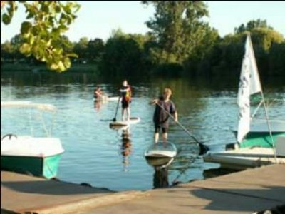 Rand'Eau Loisirs Paddle Surf