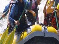 Raft sportif