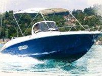 Quicksilver 600 bateau