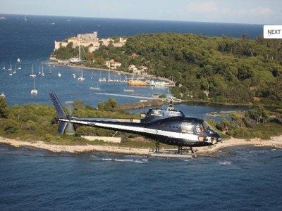 Azur Hélicoptère Cannes