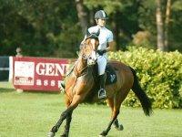 Competitions equestres pres de Louviers