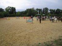 Carrieres du centre equestre dans le 91