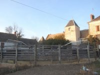 cadre du centre equestre pres de Paris