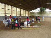 Cours d equitation au centre equestre