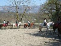 Equitation en Savoie