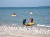 Kayak de mer Villers sur Mer