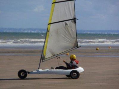 Char A Voile Villers Sur Mer