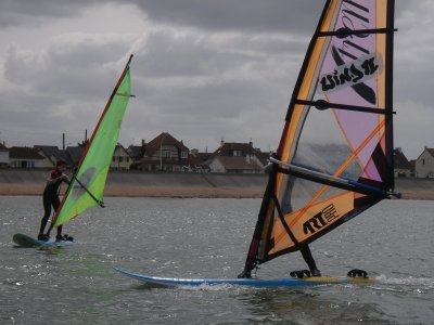 Windsurf Ouistreham Planche A Voile Ouistreham
