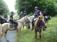 Randonnee equestre Caumont l Evente