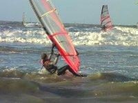 windsurf loisir et competition en ecole