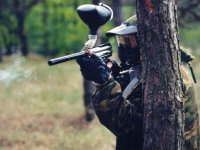 Paintball a Mosnes