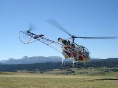Hélittoral Hélicoptère