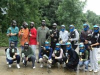 Paintball dans le Doubs 150 billes