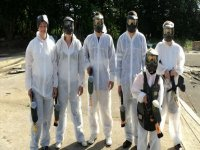 Paintball dans le Doubs 500 billes