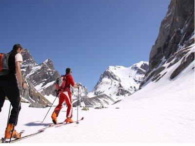 ESF Tignes Le Lac Ski de Fond