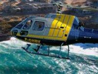 Vol touristique en helicoptere a Biarritz