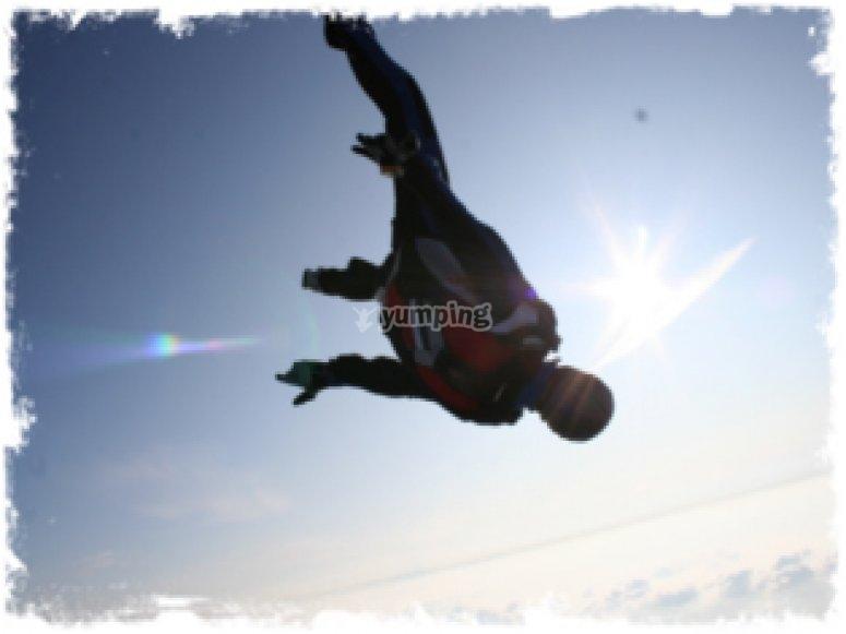 Freefly dans les Hautes Alpes