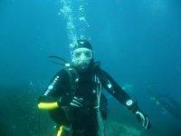 Emotion plongee avec Urodeles club de plongee
