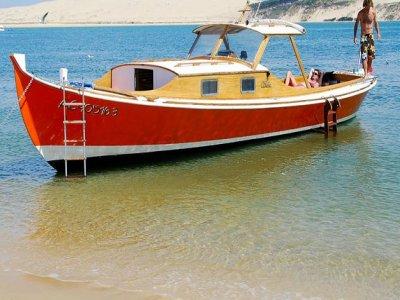 Les Pinasses du Bassin d'Arcachon Promenade en bateau