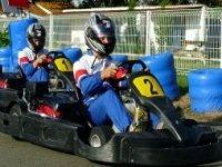 Course Karting West Aventure