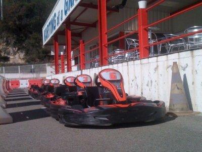 Karting de la Granova