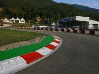 Circuit karting en Corse