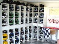 Le materiel de Pro Kart Corse