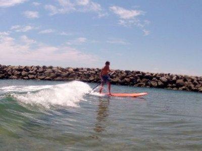 Pole Nautique Gruissan Paddle Surf