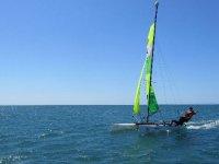Stage perfectionnement catamaran
