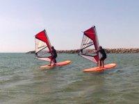windsurf dans le 11