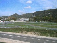La piste outdoor