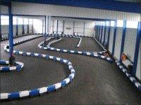 Piste indoor karting Jura