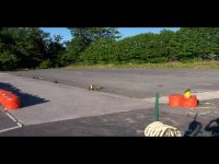 La piste de kart en Haute Vienne