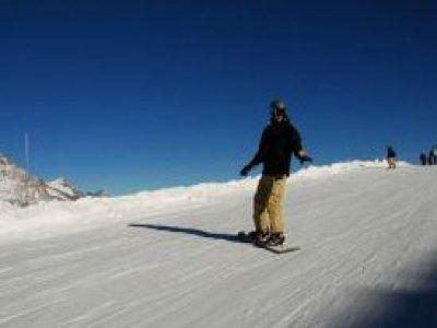 Snowboard Attitude