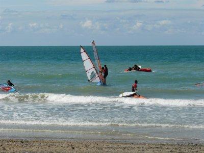 Club Nautique de Coutainville Windsurf