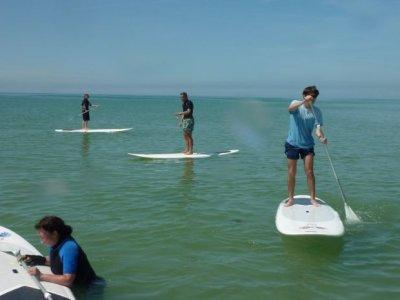 Club Nautique de Coutainville Paddle Surf