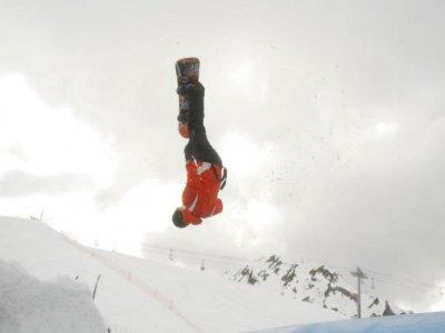ESF Aime La Plagne Snowboard