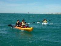 Location de kayak pour aller en mer