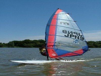 Club Nautique Ploërmel Windsurf