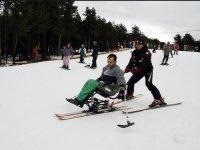 Decouverte de l autonomie en ski