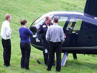 Auvergne Séminaire Vol en Hélicoptère