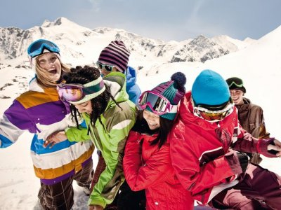 Auvergne Séminaire Ski
