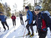 Challenge pour un team building au ski