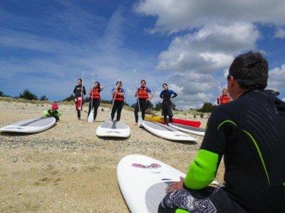 Association Nautique Hautaise Paddle Surf
