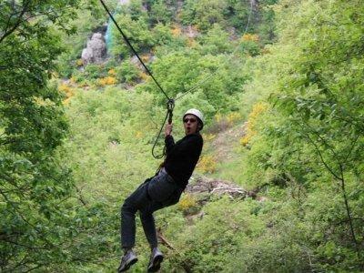 Auvergne Séminaire Parcours Aventure